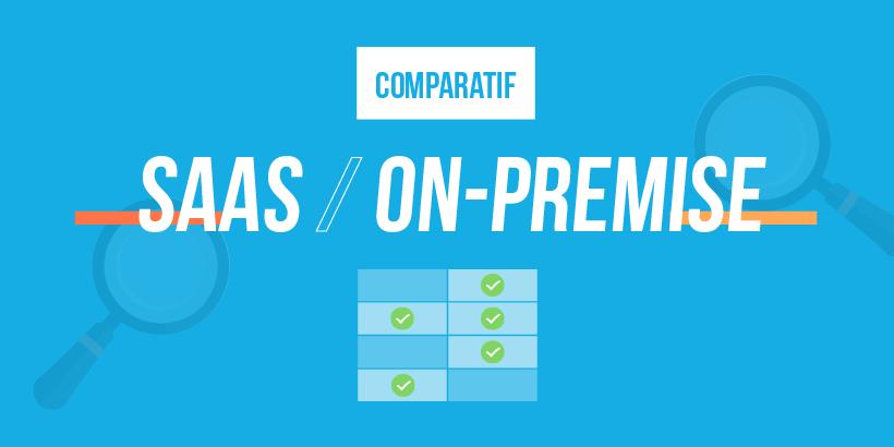 Comparer les coûts d'un ERP, en SaaS et on-premise