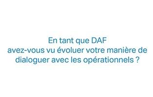 DAF vs opérationnels