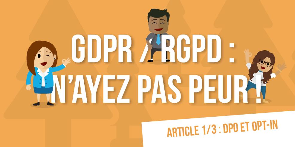 rgpd gdpr designer dpo emailing contacts