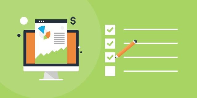 liste ERP besoin changement logiciel de gestion checklist
