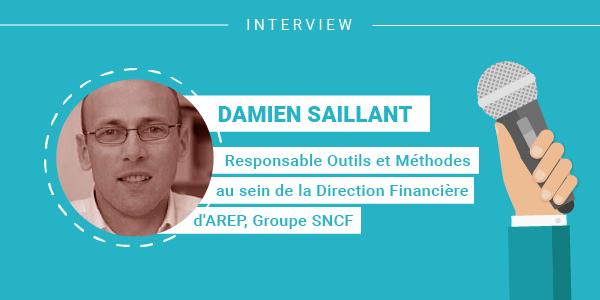 accompagnement réussir projet erp entretien Damien Saillant