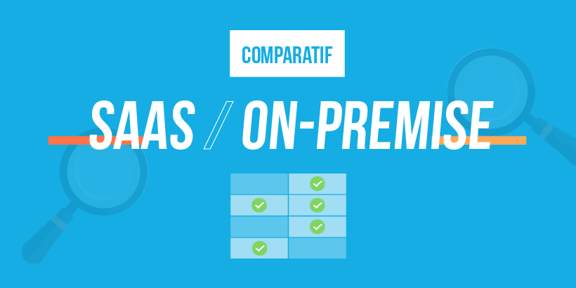 Coût d'un ERP : le comparatif SaaS / on-premise