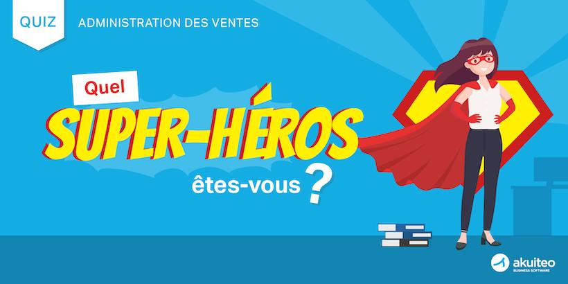 ADV : quel super-héros êtes-vous ?