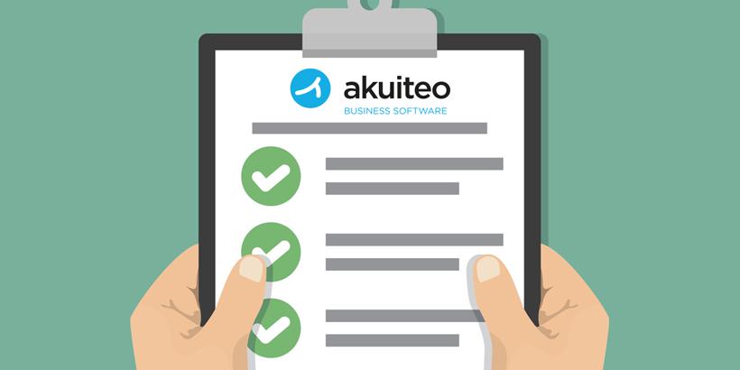 Consultants : 10 choses à savoir sur l'ERP Akuiteo (pour bien conseiller votre client)