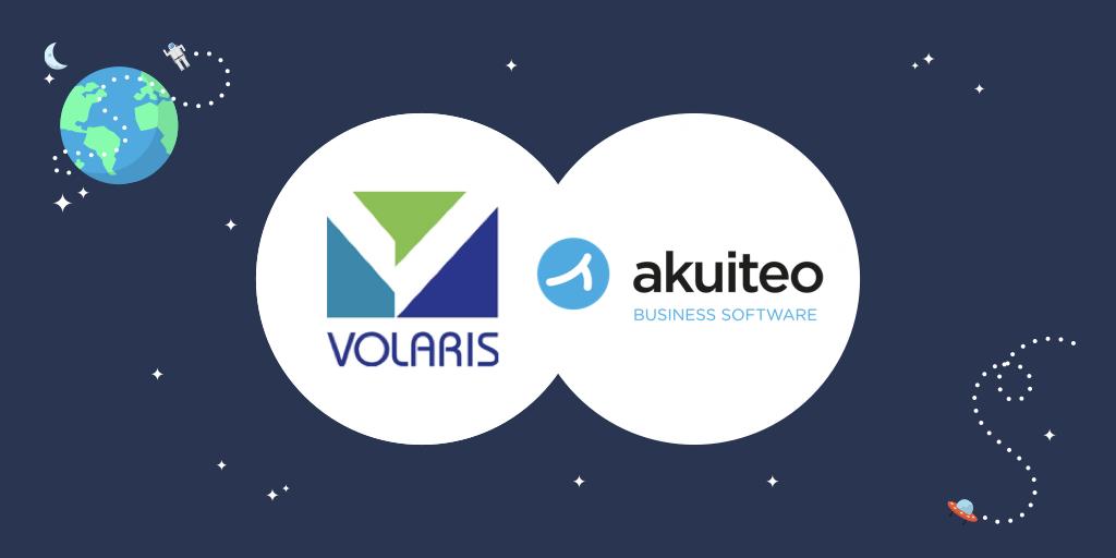 Le Groupe Volaris entre dans le marché vertical des Prestations de Services avec l'acquisition d'Akuiteo Développement