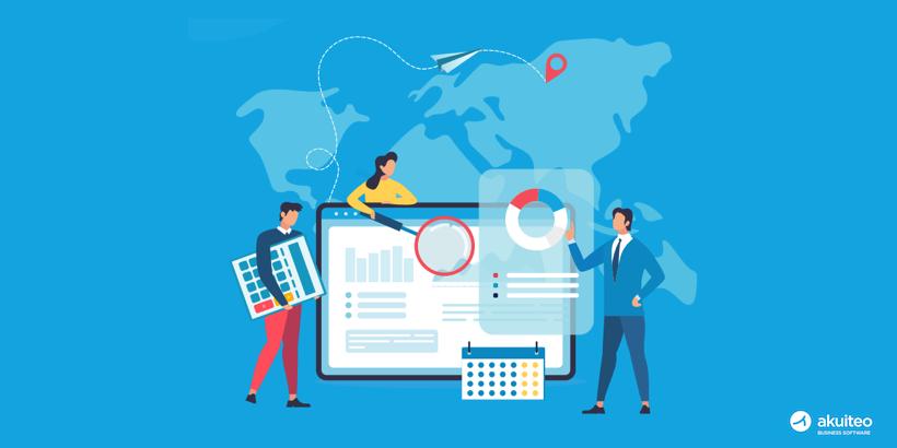 [Guide] Découvrez les fonctionnalités d'un ERP adapté à l'international !