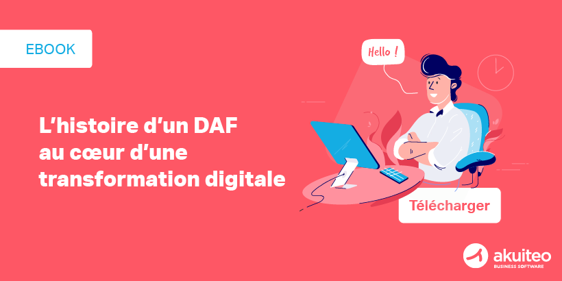 Ebook – L'histoire d'un DAF au cœur d'une transformation digitale
